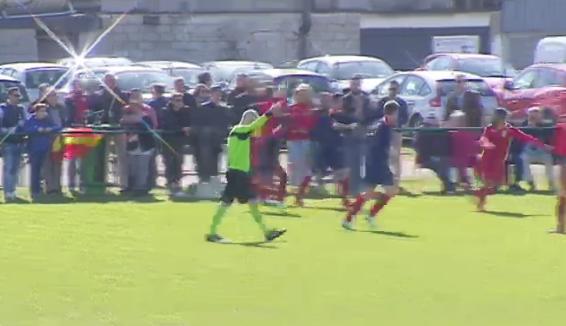 Football : UCE Liège ne décroche pas le titre face à Trooz