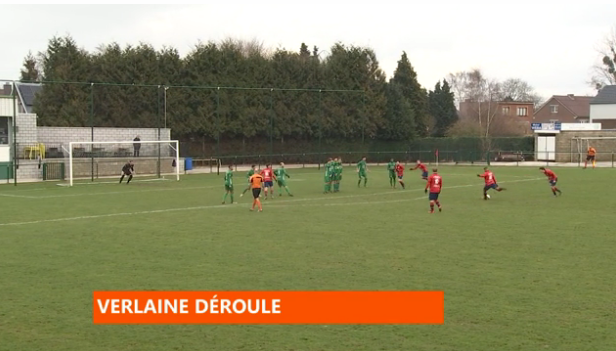 Football : Verlaine - Bertrix
