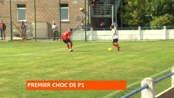 Football : Wanze Bas Oha - Dison