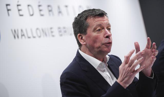 Frédéric Daerden seul candidat à la présidence du PS liégeois