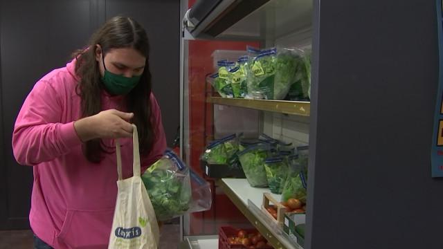 Friskot : réouverture d'un frigo solidaire à Liège