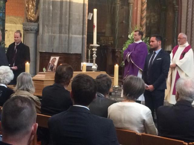 Funérailles de Jean-Pierre Grafé