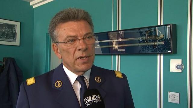 Fusillade à Liège : la réaction du chef de corps de la police