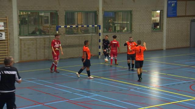 Futsal : Defra Cars a buté contre l'expérience d'Auvelais