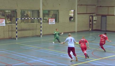 Futsal: Defra Cars Grace-Hollogne - Hoeselt