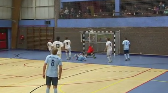 Futsal: Engie CHU Liège - Boca Tienen