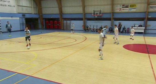 Futsal: Engie CHU Liège - Dhuy IP Hannut