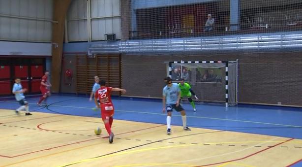 Futsal: Engie CHU Liège - IP Hannut