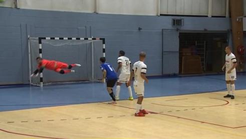 Futsal: Engie CHU Liège - LART Bruxelles