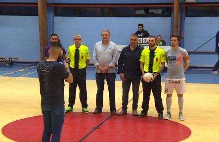 Futsal : Flémalle - Anderlecht