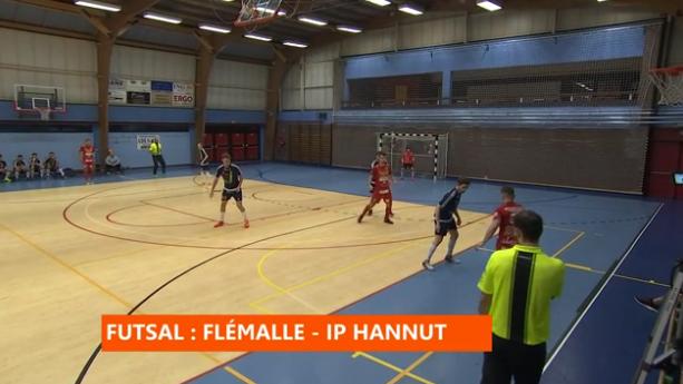 Futsal : Flémalle - Hannut