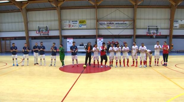 Futsal: Gold Seraing - Escale Oreye