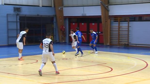 Futsal: Golden Lachs Seraing - Lecocq Dison
