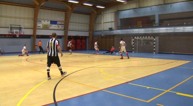 Futsal : Golden Seraing - Picardie Evere