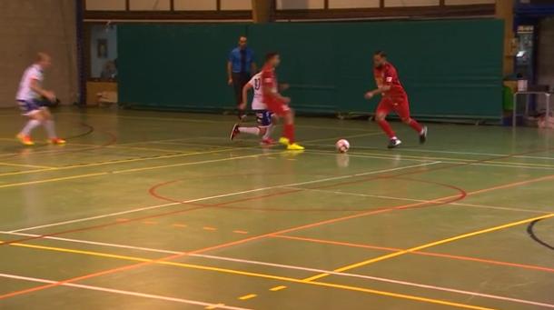 Futsal : Hannut - Flémalle