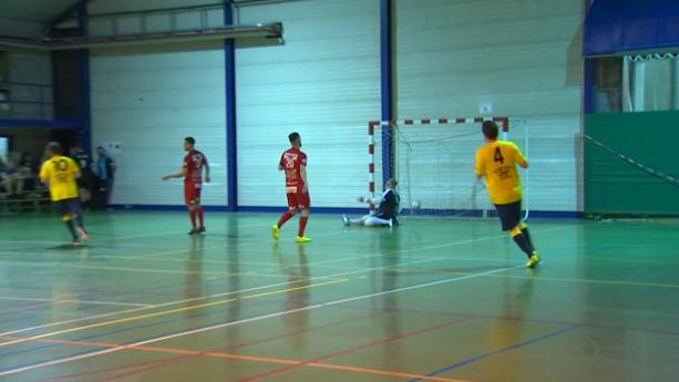 Futsal: IP Hannut - Hoboken