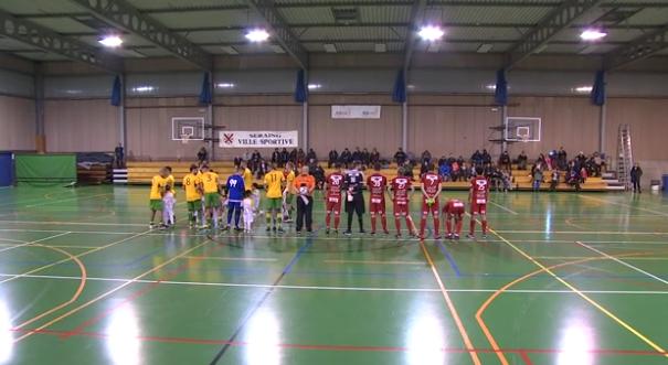 Futsal: ONU Seraing - IP Hannut