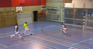 Futsal : Oreye et Dison n'ont rien lâché