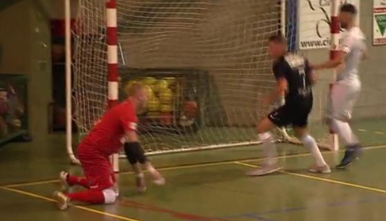 Futsal : Palermo Hannut - IP Hannut