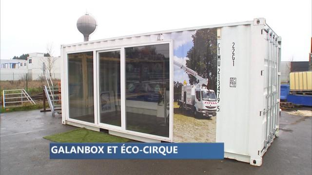 Galanbox crée l'éco-cirque de Bouglione