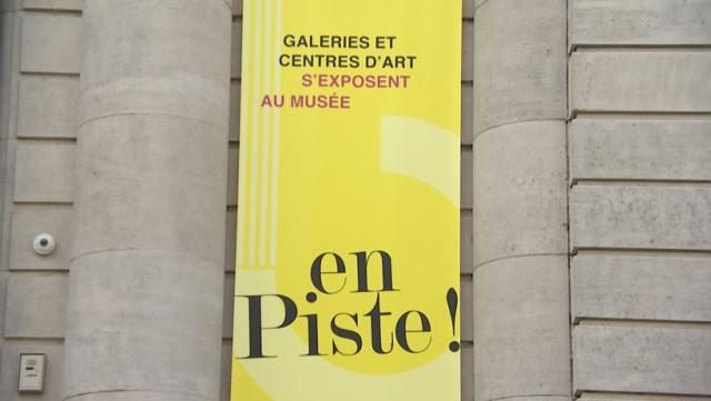 Galeries et Centres d'art exposés à la Boverie