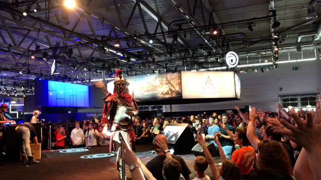 Game In à la Gamescom