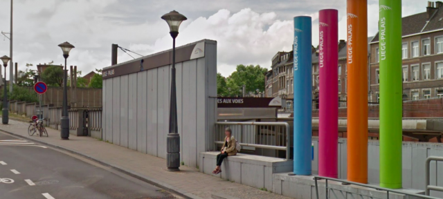 Gare Jonfosse et Palais, de nouveaux noms dès le 3 septembre