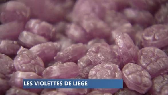 Gicopa fabrique des violettes depuis 1895...