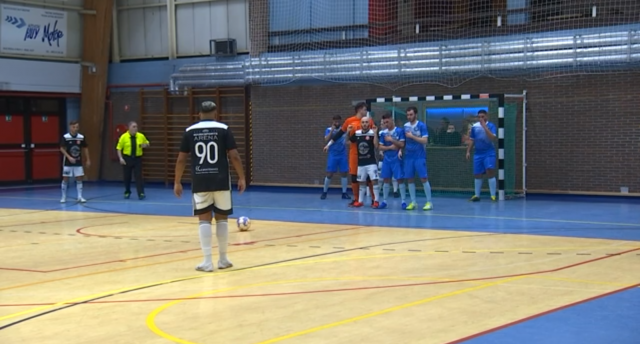 Golden Lachs Seraing élimine Engie CHU Liège aux tirs au but et file en 1/4 de finale de la Coupe de Belgique