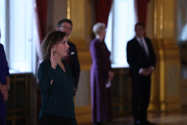 Gouvernement fédéral : Sarah Schlitz seule Liégeoise à être retenue