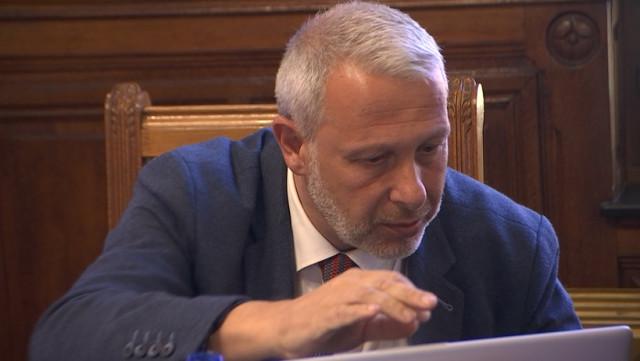 Grâce-Hollogne : la démission de Manuel Dony est actée !