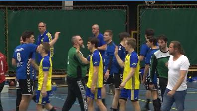 Handball : Grâce-Hollogne, solide en défense, s'impose contre Merksem :