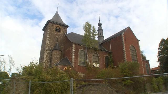 Grâce-Hollogne : on va bientôt démolir l'église Saint-Pierre