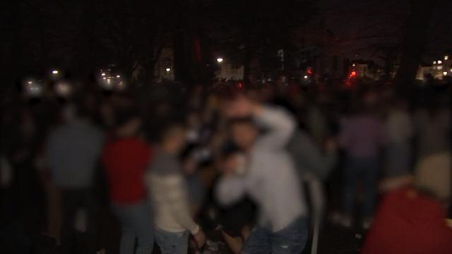 Grand rassemblement au parc de la Boverie (vidéo)