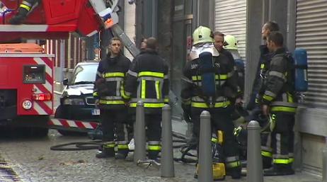 Grivegnée : deux morts dans un incendie
