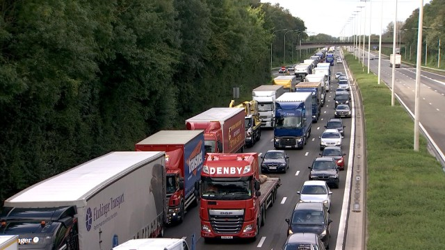 Gros soucis de mobilité ce mardi matin en région liégeoise