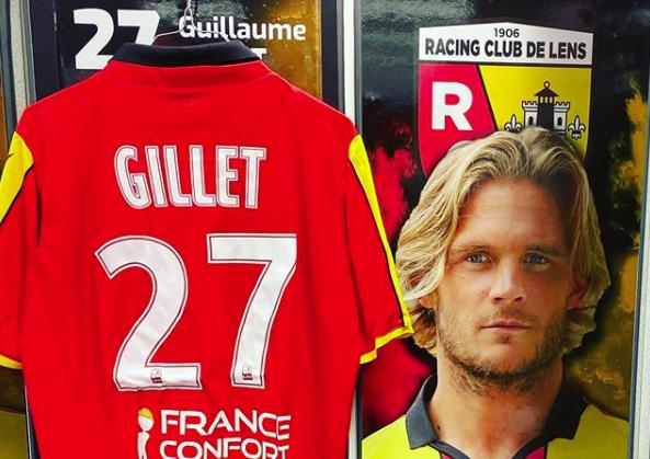 Guillaume Gillet et Lens, c'est fini !