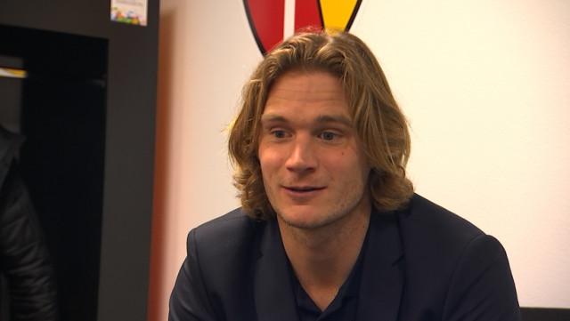 Guillaume Gillet: 'Je suis un mauvais perdant'