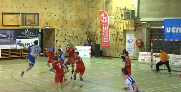 H comme Handball et Historique pour le HC Visé
