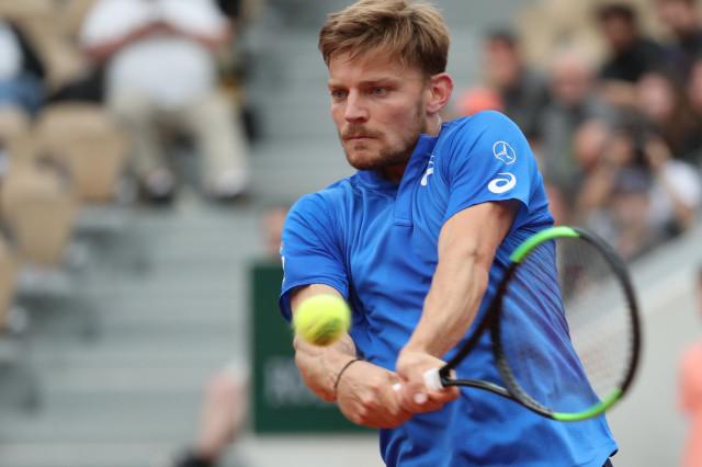 Halle : David Goffin battu en finale par Roger Federer