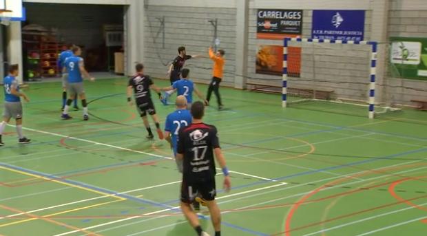 Handball : Amay - Union Beynoise