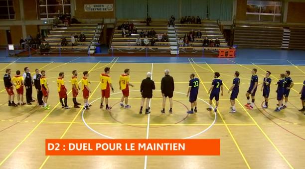 Handball : Beyne - Jemeppe