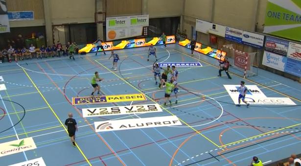 Handball: Bocholt - Visé