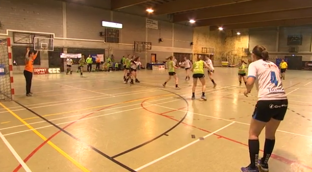 Handball: Fémina Visé - Bocholt