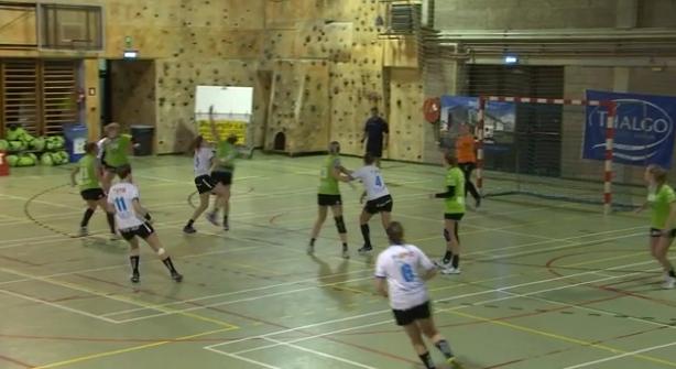 Handball : Fémina Visé - Bocholt