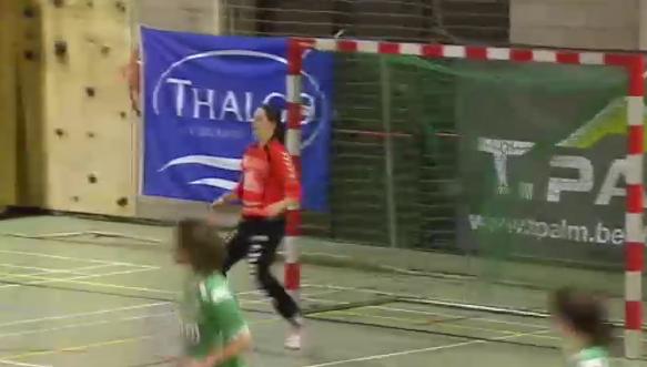 Handball: Fémina Visé - Initia Hasselt
