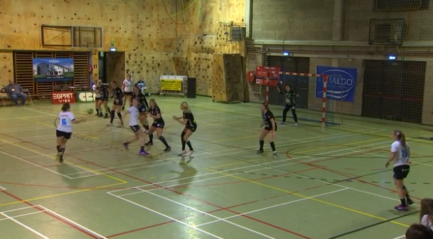 Handball: Fémina Visé - Kristianstad