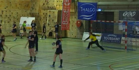 Handball: Fémina Visé - Waasmunster