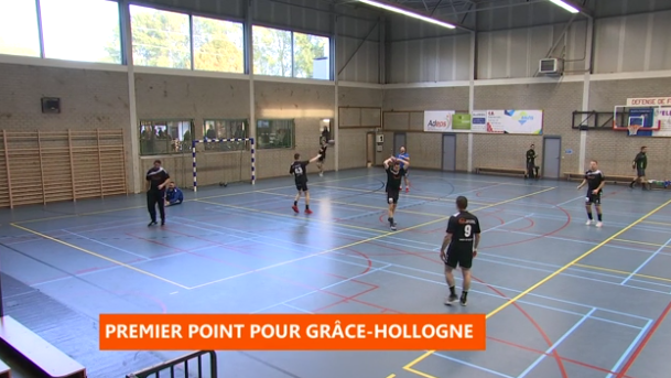 Handball : Grâce-Hollogne - Merksem