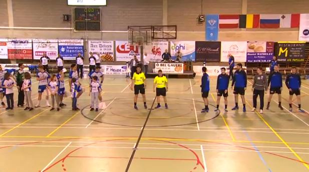Replay: Handball : HC Visé - HC Neva Saint Petersbourg